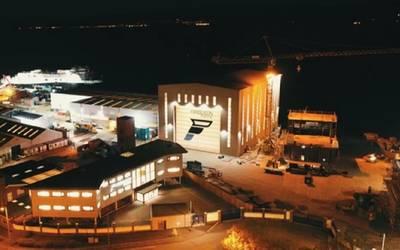 Image: Ferguson Marine Shipyard