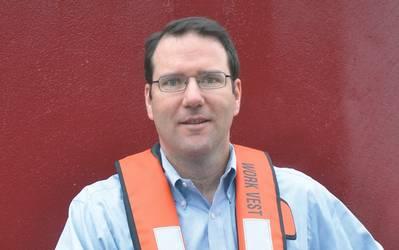 Buckley McAllister is President, McAllister Towing & Transportation