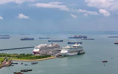 Ports in Singapore have started screening inbound travelers on passenger and commercial vessels for coronavirus symptoms (© hit1912 / Adobe Stock)