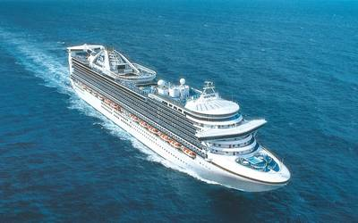 Ruby Princess (File photo: Princess Cruises)