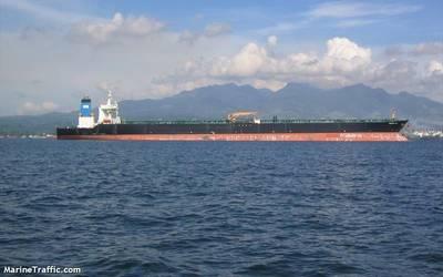 The former Grace 1 (CREDIT: MarineTraffic.com)