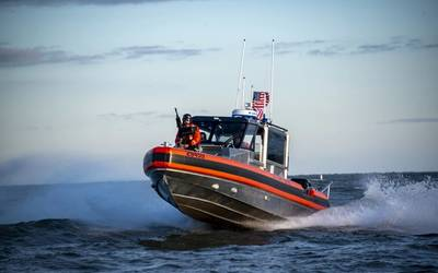 (U.S. Coast Guard photo by Class Ryan Dickinson)