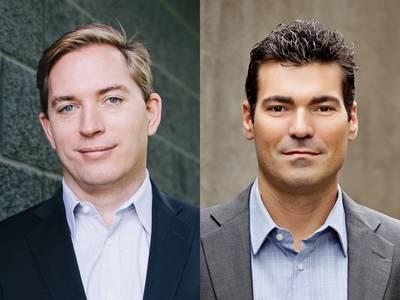 Από αριστερά προς τα δεξιά: Darren Larkins και Denis Morais (Φωτογραφία: SSI)
