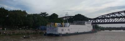 Εικόνα: Αρχή εσωτερικών πλωτών οδών της Ινδίας (IWAI)