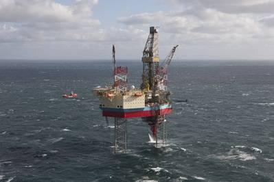 Φωτογραφία: Γεώτρηση Maersk