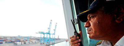 Изображение: APM Terminals Бахрейн