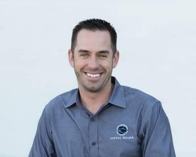 Крис Аллард, генеральный директор Metal Shark. Фото: Металлическая Акула
