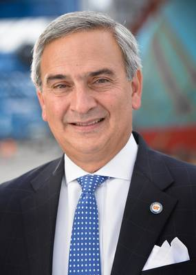 Президент и главный исполнительный директор порта портов Южной Каролины Джим Ньюсом