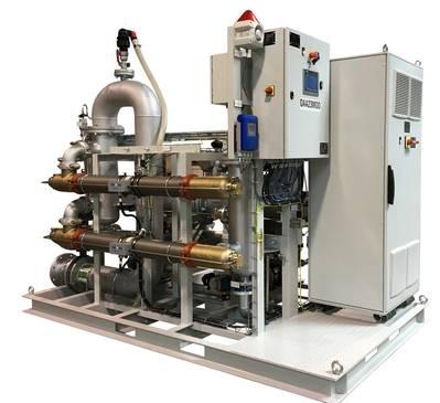 Установка для очистки балластных вод BIO-SEA (изображение: BIO-UV Group)