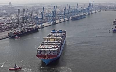 Фото: Maersk Line
