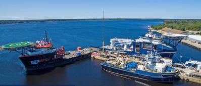 الصورة: المجموعة الشرقية لبناء السفن