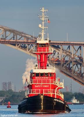 الصورة مجاملة من Tugboat Graffitti