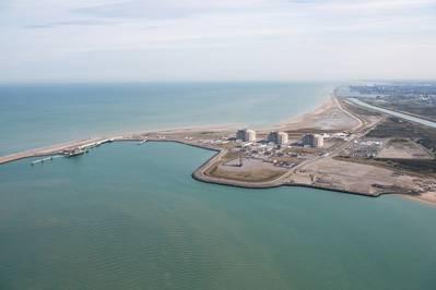 الصورة: Dunkerque LNG