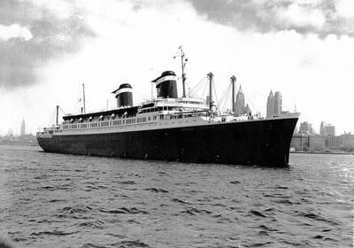 SS الولايات المتحدة. الصورة: Gibbs & Cox