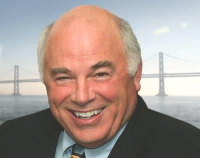 تيري ماكراي، الرئيس والرئيس التنفيذي لشركة إتش إم إس العالمية للملاحة البحرية