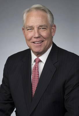 جون راوند / الرئيس ، المدير التنفيذي ومدير شركة Tidewater.