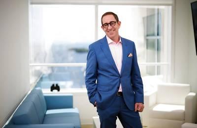 دوغلاس بروثو ، المدير التنفيذي لمجموعة ريتز كارلتون لليخوت. الصورة الائتمان: مجموعة ريتز كارلتون لليخوت