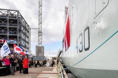 صورة: ايرفينغ لبناء السفن