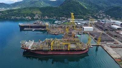 كيبيل فيلس البرازيل. صور: كيبيل البحرية والبحرية.