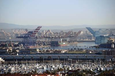 ميناء لوس انجليس (CREDIT: Adobestock / © Ginton