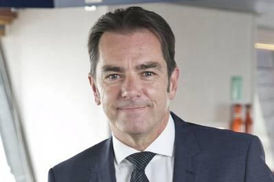 هوارد وودكوك ، الرئيس التنفيذي لشركة بيبي أوفشور (تصوير: بيبي أوفشور)