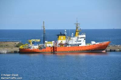 © هولجر Glaub / MarineTraffic.com