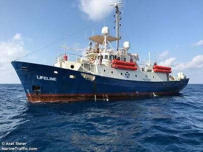 © एक्सेल स्टीयर / MarineTraffic.com