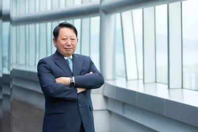 कोरियाई रजिस्टर के अध्यक्ष और सीईओ जीओंग-की ली