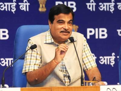 नौवहन मंत्री नितिन गडकरी फोटो: पीआईबी