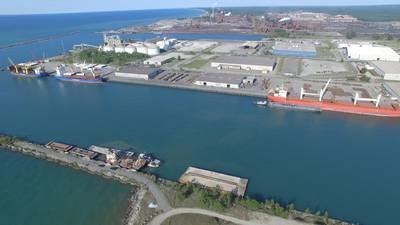 फोटो: इंडियाना-बर्न हार्बर के बंदरगाह