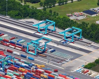 फोटो: वर्जीनिया का बंदरगाह