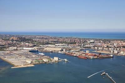 फोटो: सैंटेंडर पोर्ट अथॉरिटी