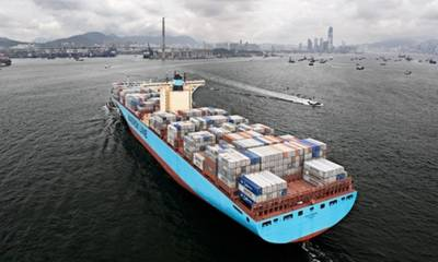 फोटो सौजन्य Maersk
