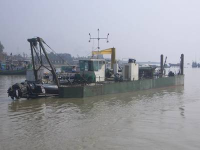 राष्ट्रीय जलमार्ग भारत के जल संसाधन सूचना प्रणाली द्वारा फोटो