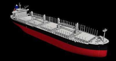 ファイル画像:常石造船株式会社