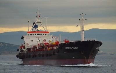 写真:エーゲ海洋石油