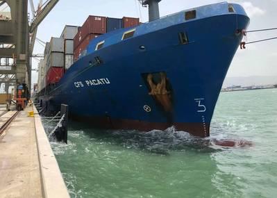 写真:Harren Shipping Services GmbH&Co