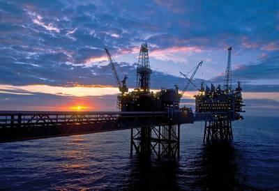 北海。图片:ConocoPhillips