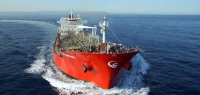 图片:天蝎座油轮