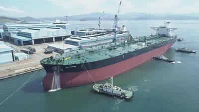 图片:韩进重工业公司菲律宾