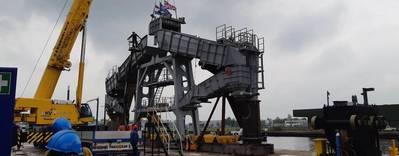 图片:Damen造船厂