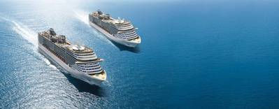 图片:MSC Cruises