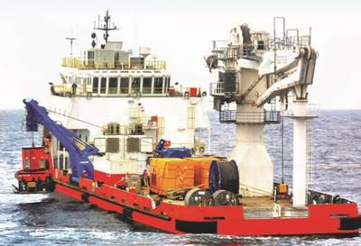 海底レスポンダー(写真:ヒドラ)