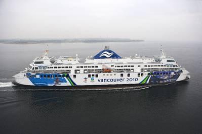 照片:BC Ferries照片:BC Ferries