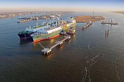 画像:Golar LNG