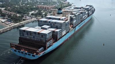 画像:Maersk