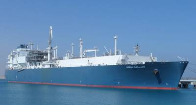 (写真:Hoegh LNG)