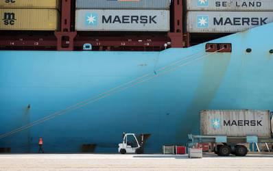 (写真:Maersk)