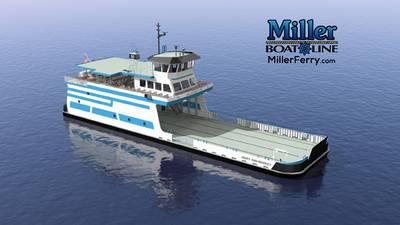 (图片:米勒船线)