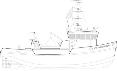(图片:Blount Boats)